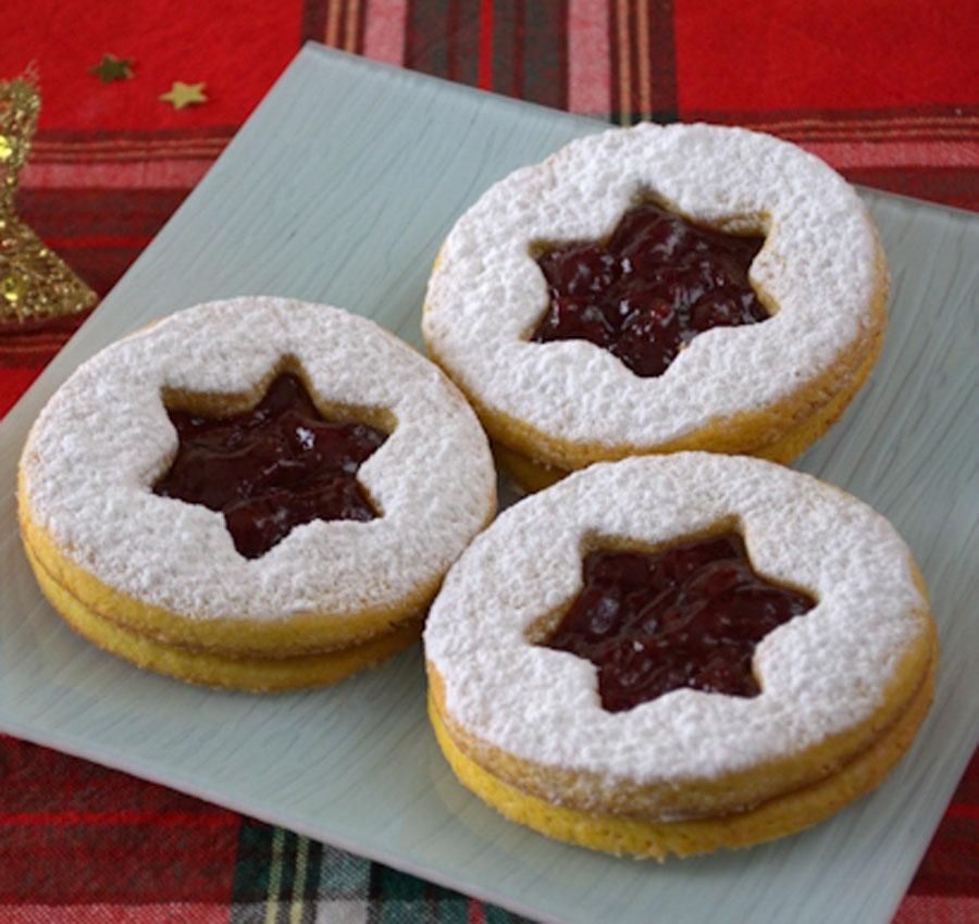 Biscotti sulla piastra Bionatural