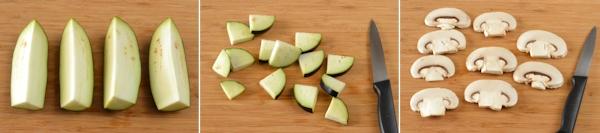 Gli spiedini di verdure sulla piastra Bionatural
