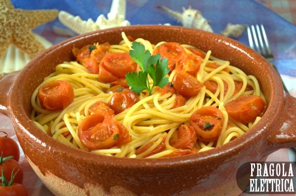 Spaghetti alle vongole fuggite 5